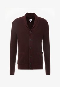 GAP - Cardigan - burgundy - 4