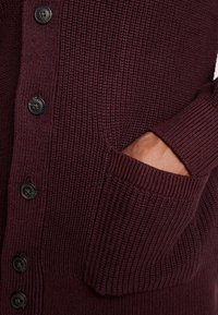 GAP - Cardigan - burgundy - 5