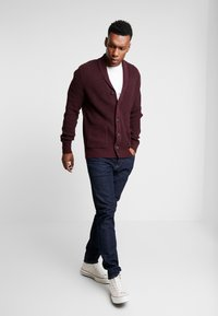 GAP - Cardigan - burgundy - 1