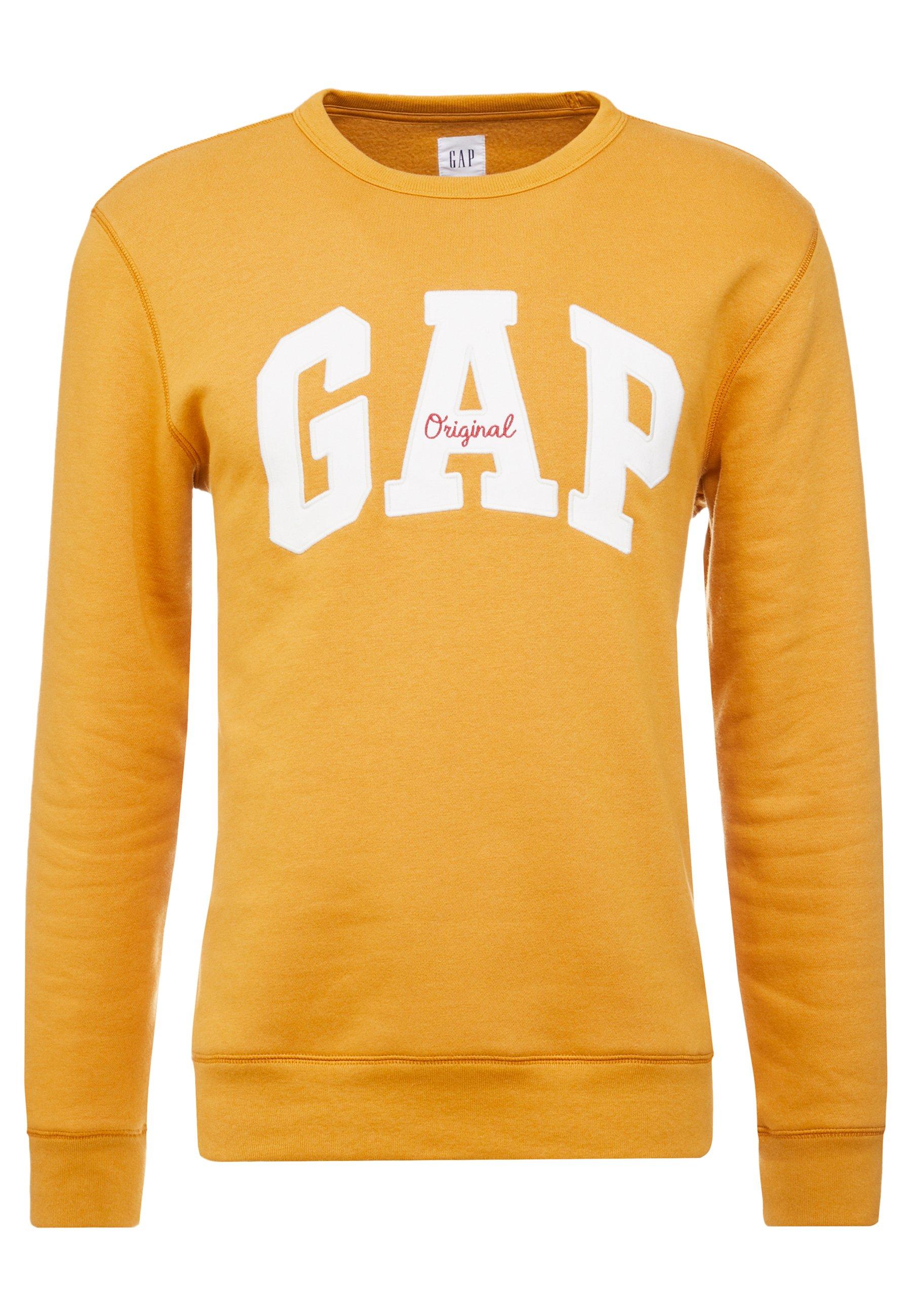 GAP ORIGINAL ARCH CREW Sweater tapestry navy Zalando.nl