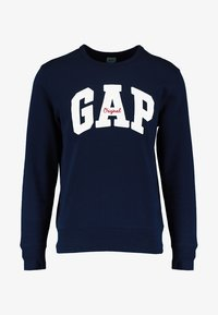 GAP - ORIGINAL ARCH CREW - Sweatshirt - tapestry navy - 4