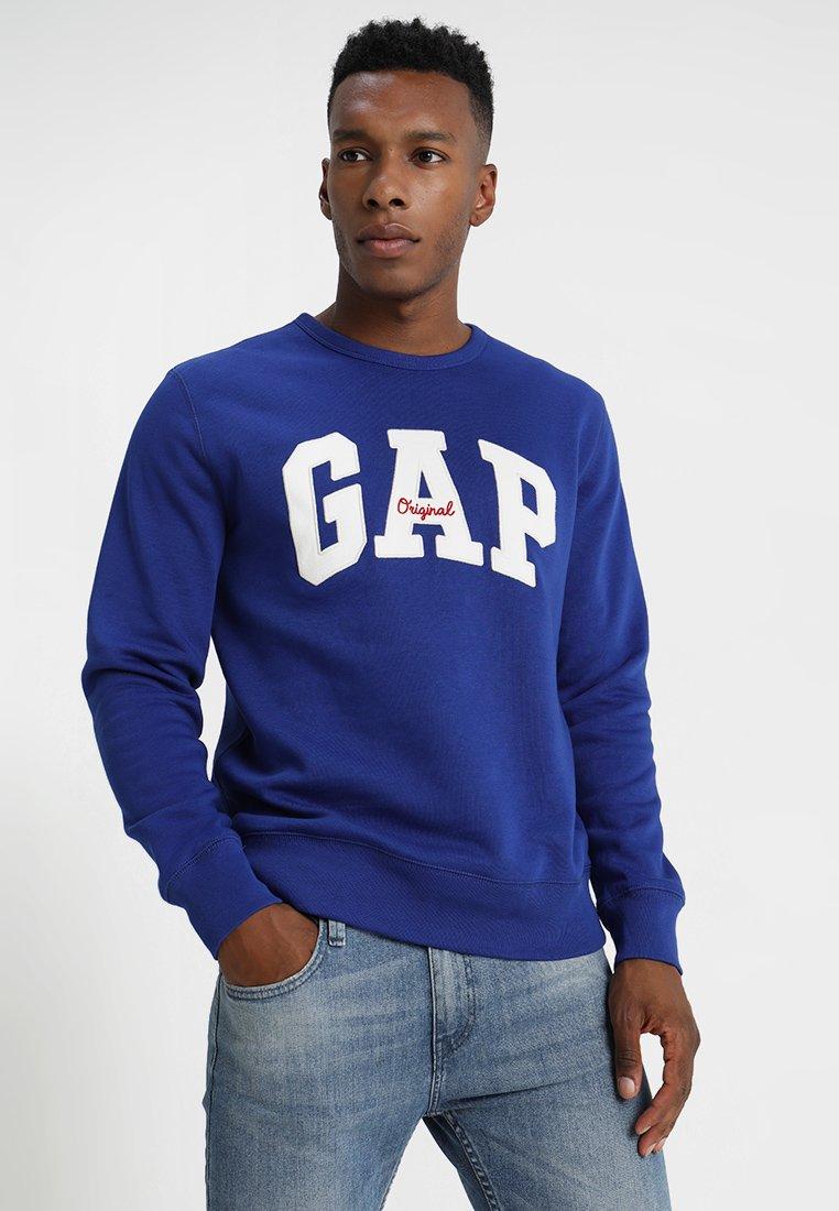 GAP - ORIGINAL ARCH CREW - Sweatshirt - bodega bay