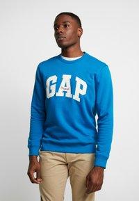 GAP - ORIGINAL ARCH CREW - Sweatshirt - winter night - 0