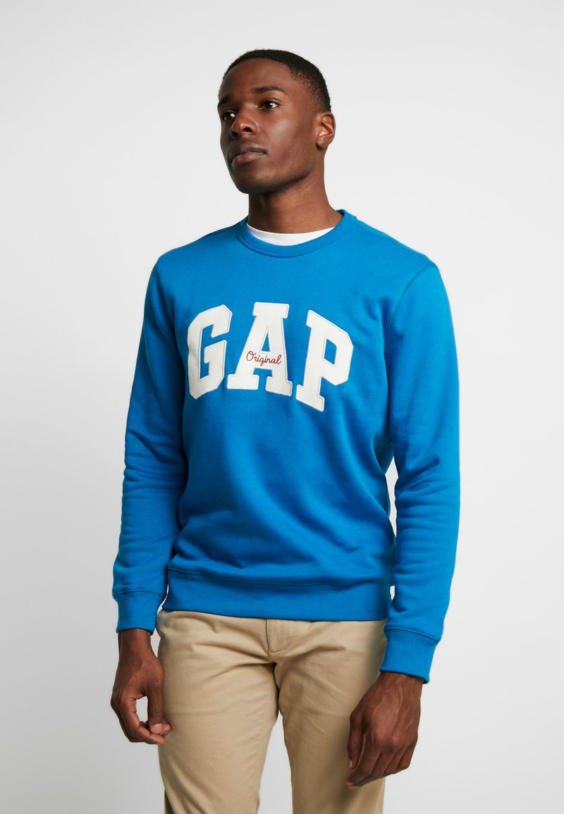 GAP - ORIGINAL ARCH CREW - Sweatshirt - winter night