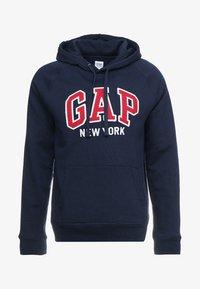 GAP - NEW YORK CITY CLOUDY LAUNCH - Mikina skapucí - tapestry navy - 4