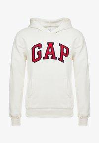 GAP - ARCH  - Sweat à capuche - carls stone - 4