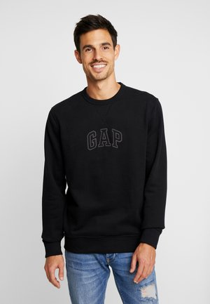 MINI ARCH CREW - Sweatshirt - true black