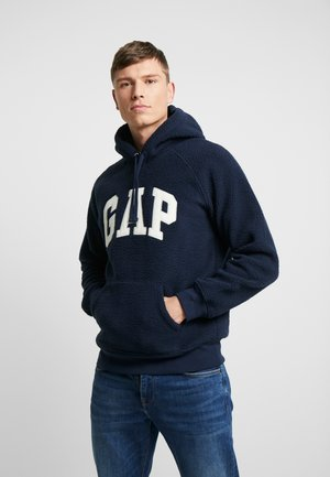 ARCH TEDDY - Sweat à capuche - tapestry navy