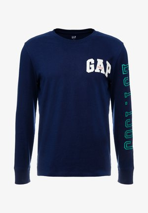 ARCH - Longsleeve - tapestry navy