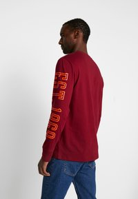 GAP - ARCH - Camiseta de manga larga - garnet - 2