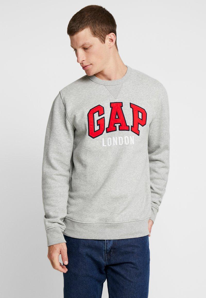 GAP - LONDON CREW - Sweatshirt - grey heather
