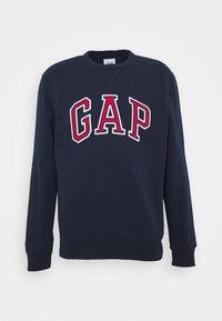 GAP - ARCH CREW - Sweatshirt - tapestry navy - 3