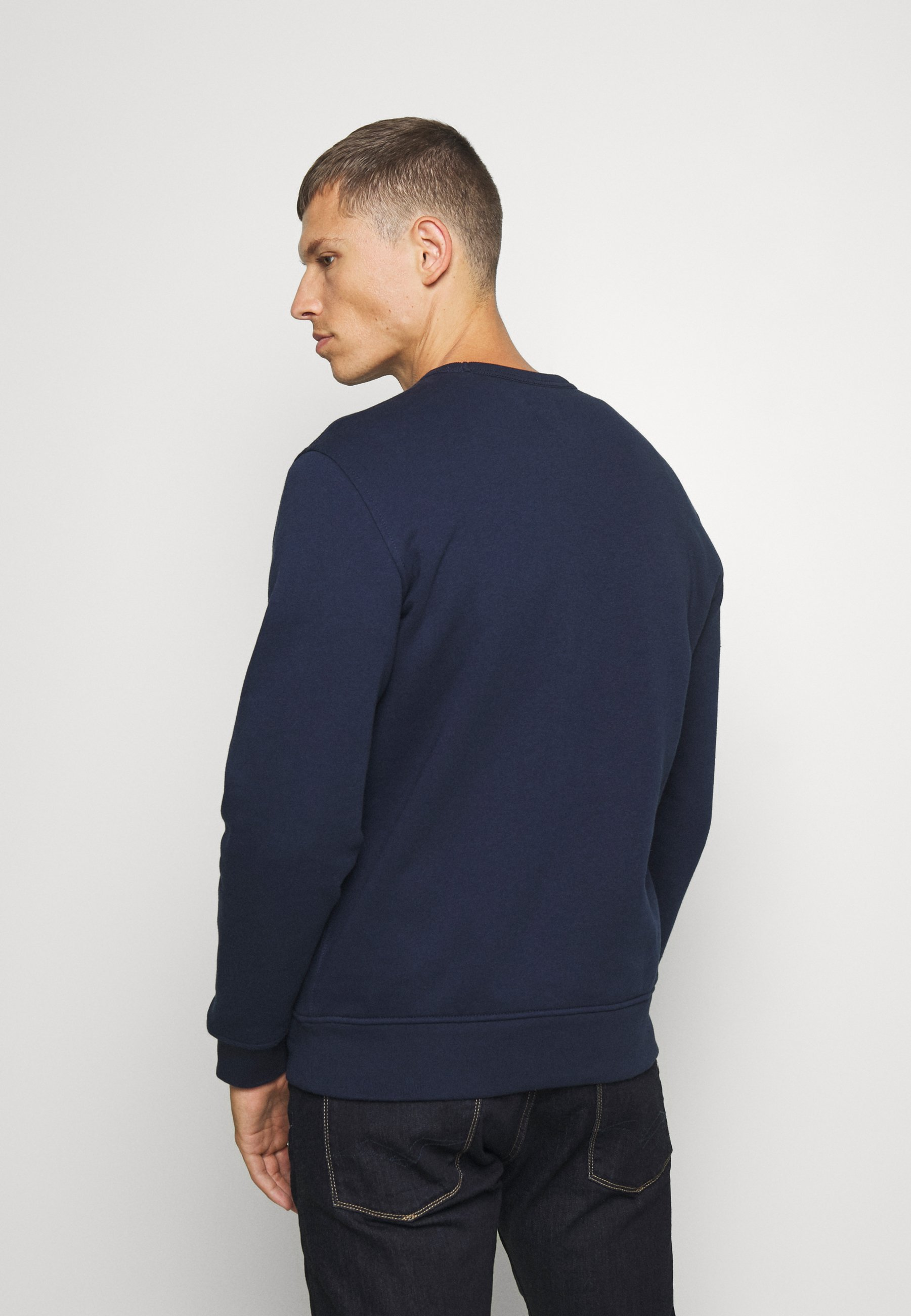 ARCH CREW Sweater tapestry navy