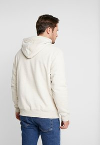GAP - ARCH SHERPA  - Zip-up hoodie - oatmeal heather - 2