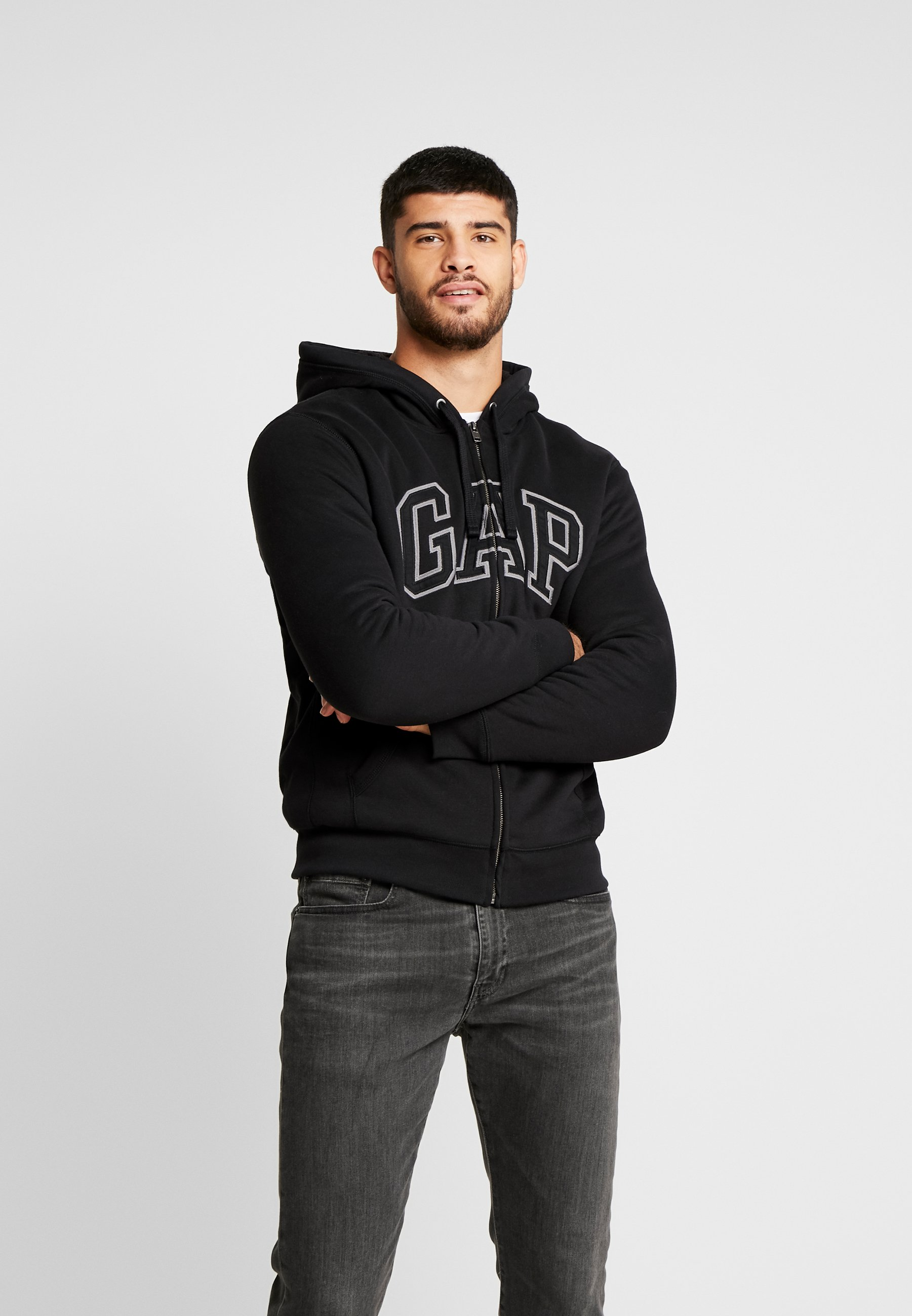 Gap Arch Sherpa - Hettejakke True Black