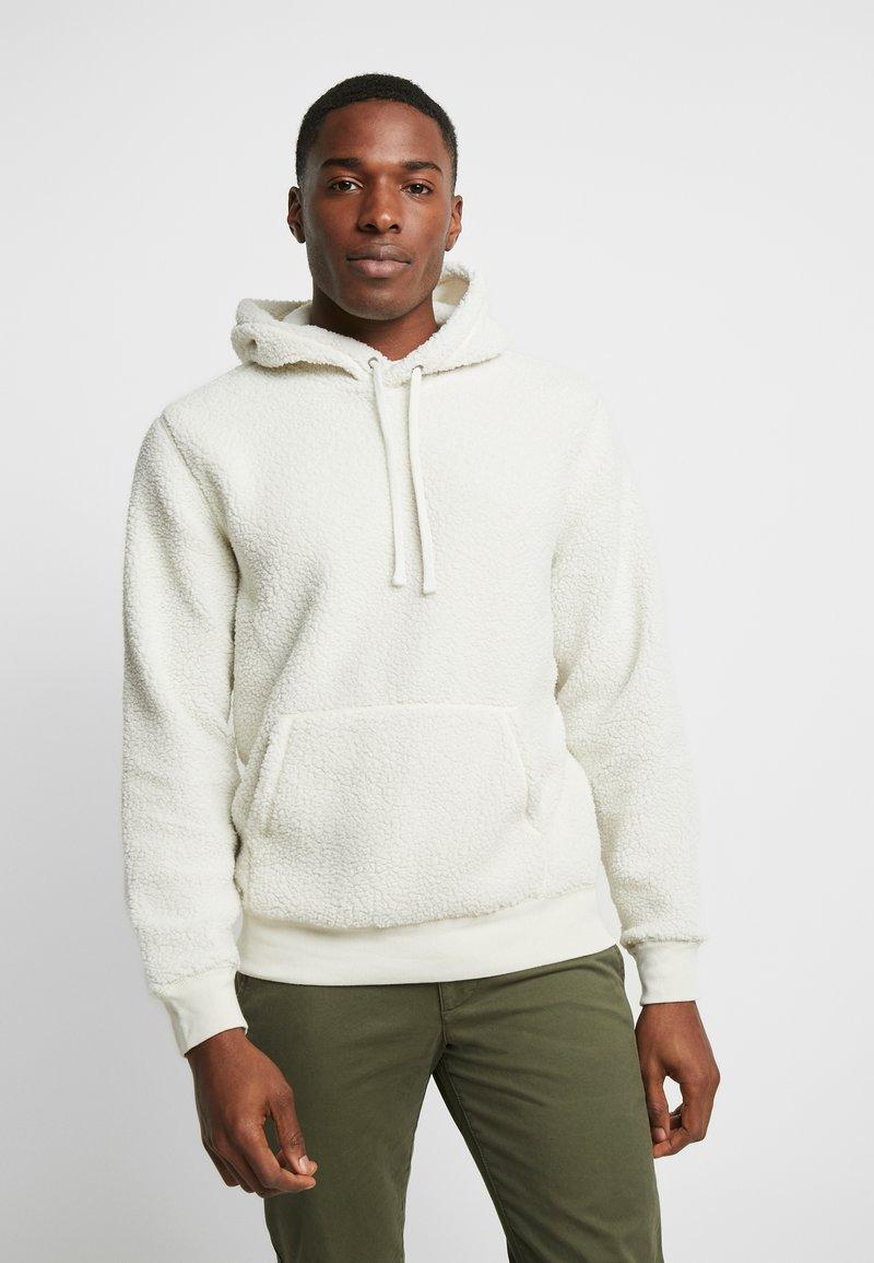 GAP - TEDDY - Hoodie - unbleached white