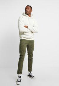 GAP - TEDDY - Hoodie - unbleached white - 1