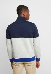 GAP - ARCH MOCK - Zip-up hoodie - light heather grey - 2
