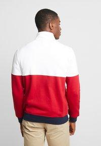 GAP - ARCH MOCK - Zip-up hoodie - lasalle red - 2