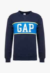 GAP - V-MINI CREW - Sweatshirt - tapestry navy - 3