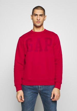 CREW - Sweatshirt - modern red