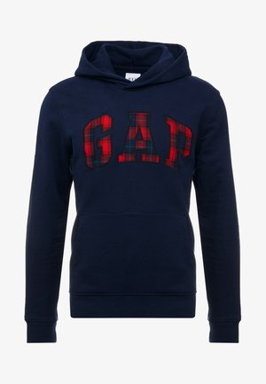 PLAID ARCH  - Hoodie - tapestry navy