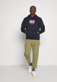 GAP - UK FLAG - Huppari - new classic navy - 1