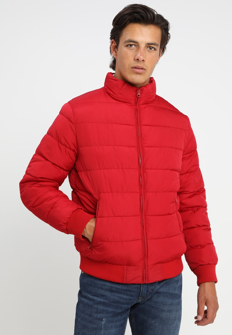 GAP - WARMEST JACKET - Light jacket - red apple