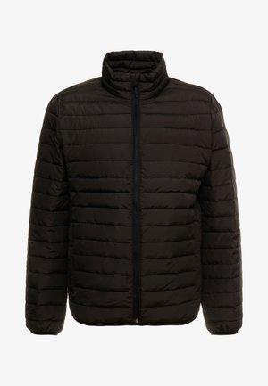 V-LIGHTWEIGHT PUFFER - Lehká bunda - true black