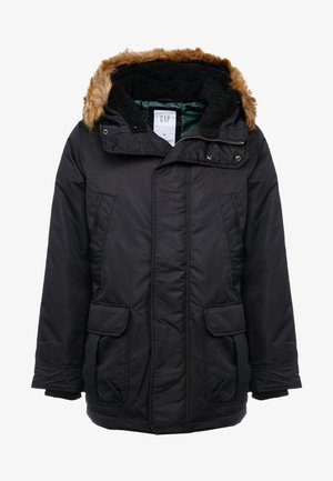 SNORKEL - Parka - true black