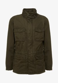 GAP - FATIGUE JACKET - Summer jacket - deep woods - 5