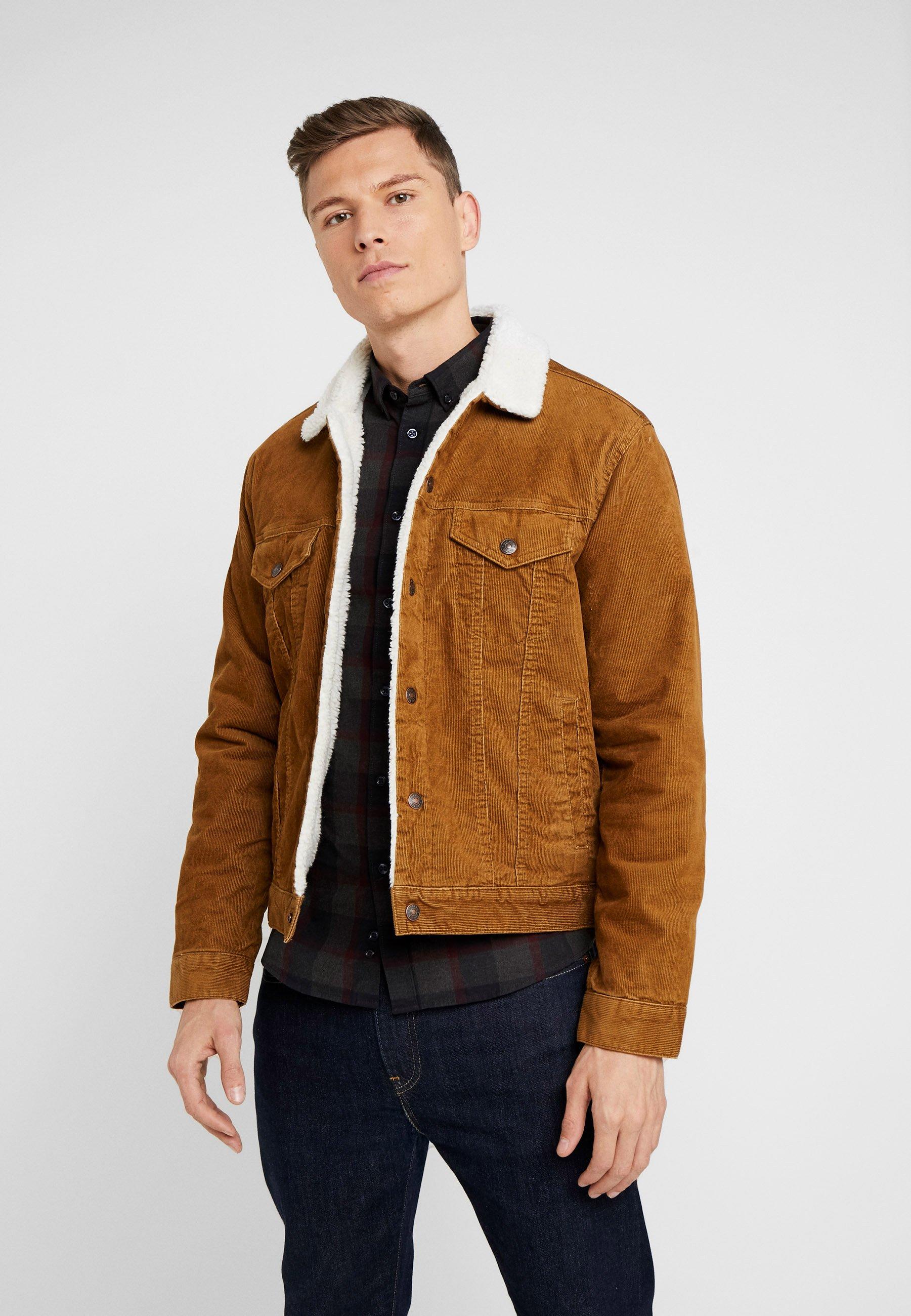 Brune Jakker | Herre | Nye jakker til herre på nett hos Zalando