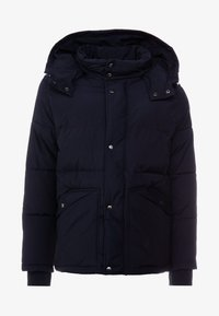 GAP - PUFFER JACKET - Zimní bunda - new classic navy - 4