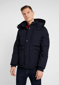 GAP - PUFFER JACKET - Zimní bunda - new classic navy - 0