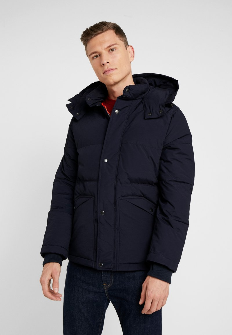 GAP - PUFFER JACKET - Zimní bunda - new classic navy