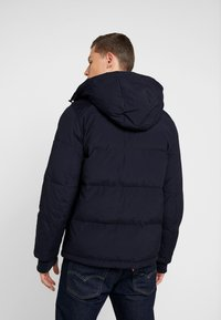 GAP - PUFFER JACKET - Zimní bunda - new classic navy - 2