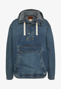 GAP - Kurtka jeansowa - washed denim blue - 4