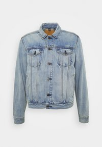 GAP - ICON  - Kurtka jeansowa - light blue denim - 4