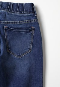 GAP - GIRLS WOVEN BOTTOMS  - Jegging - medium indigo - 4