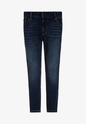 GIRLS BOTTOMS  - Jeans Skinny Fit - dark indigo