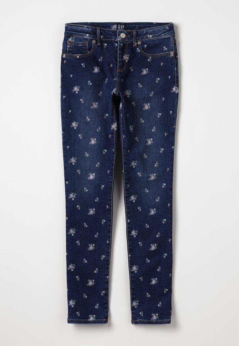 GAP - Jeans Skinny Fit - dark indigo