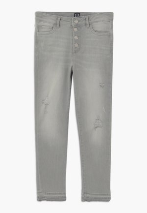 GIRL - Jeans Skinny Fit - light grey wash