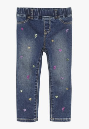 TODDLER GIRL ICON  - Jeggings - dark blue