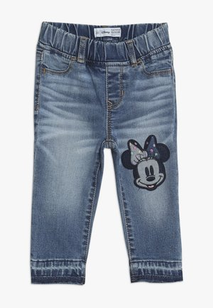 TODDLER GIRL  - Jeggings - light-blue denim