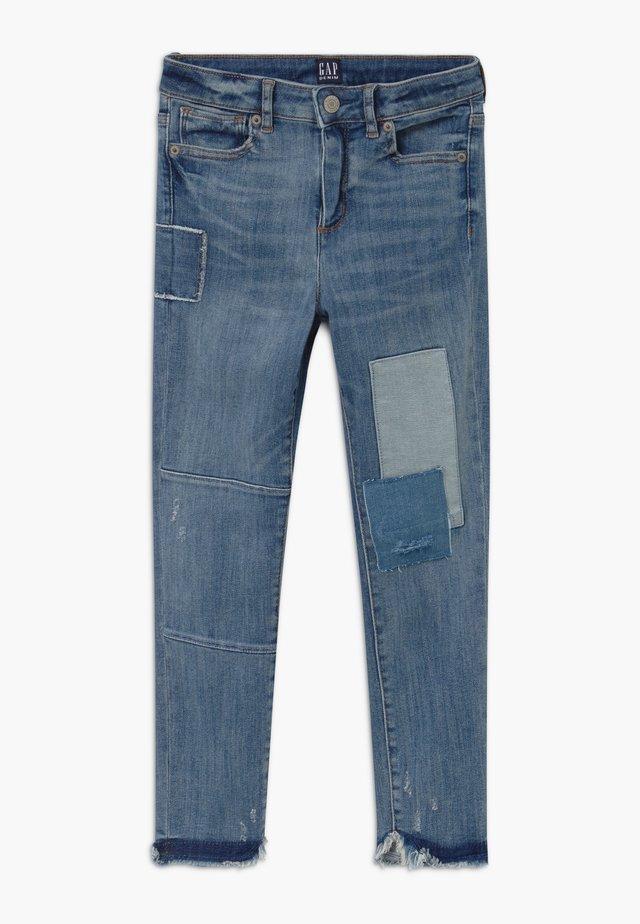 GIRL - Jeans Skinny Fit - blue denim