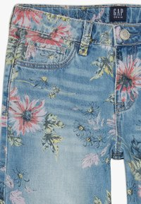 GAP - GIRL  - Jeans baggy - blue denim - 3