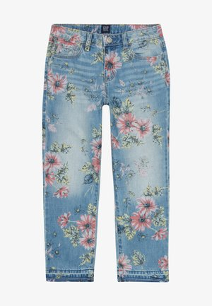 GIRL  - Relaxed fit jeans - blue denim