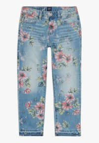GAP - GIRL  - Jeans baggy - blue denim - 0