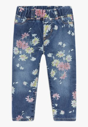 TODDLER GIRL DAISY - Jeggings - multicolor