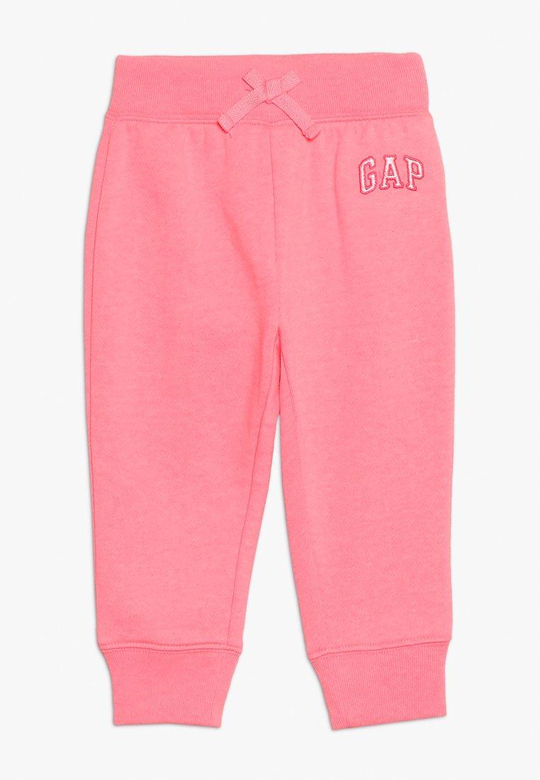 GAP - TODDLER GIRL LOGO  - Pantalon de survêtement - pink pop neon